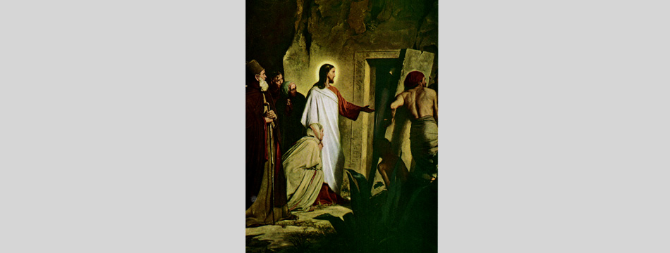 The-Raising-of-Lazarus