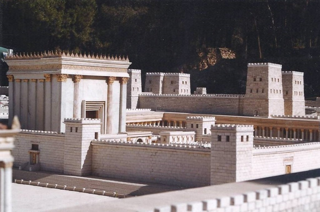14.01.11.A. THE TEMPLE AND ANTONIA FORTRESS (2)