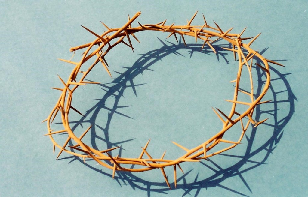 16.01.02.C. A CROWN OF THORNS