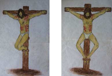 16.01.11.C. ILLUSTRATIONS 3 & 4 OF CRUCIFIXIONS (2)