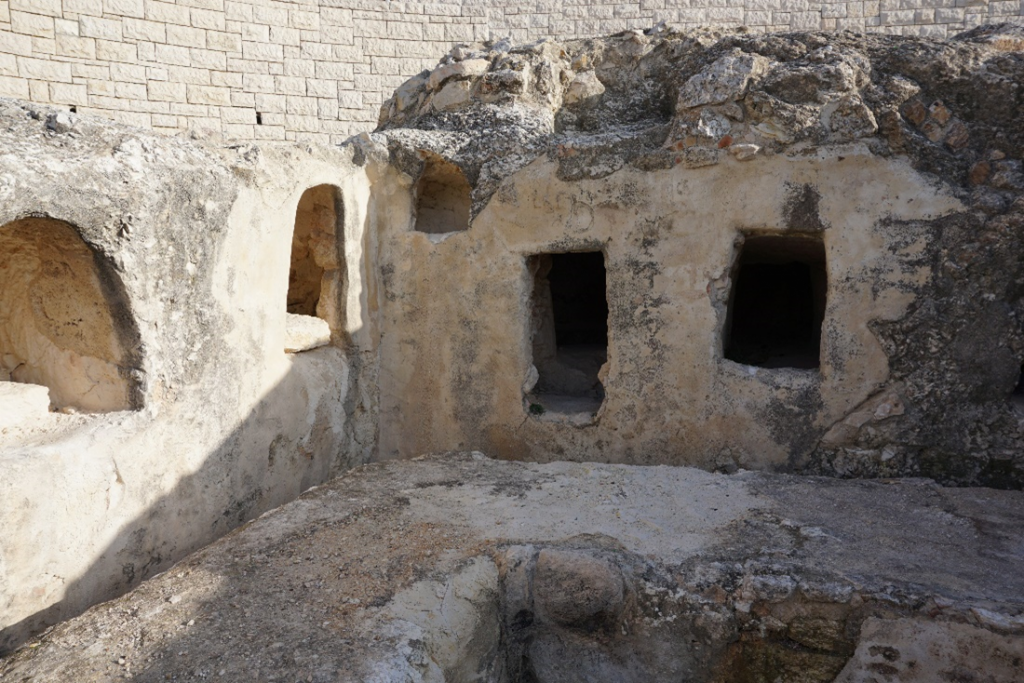 17.02.02.D. AN EXPOSED TOMB