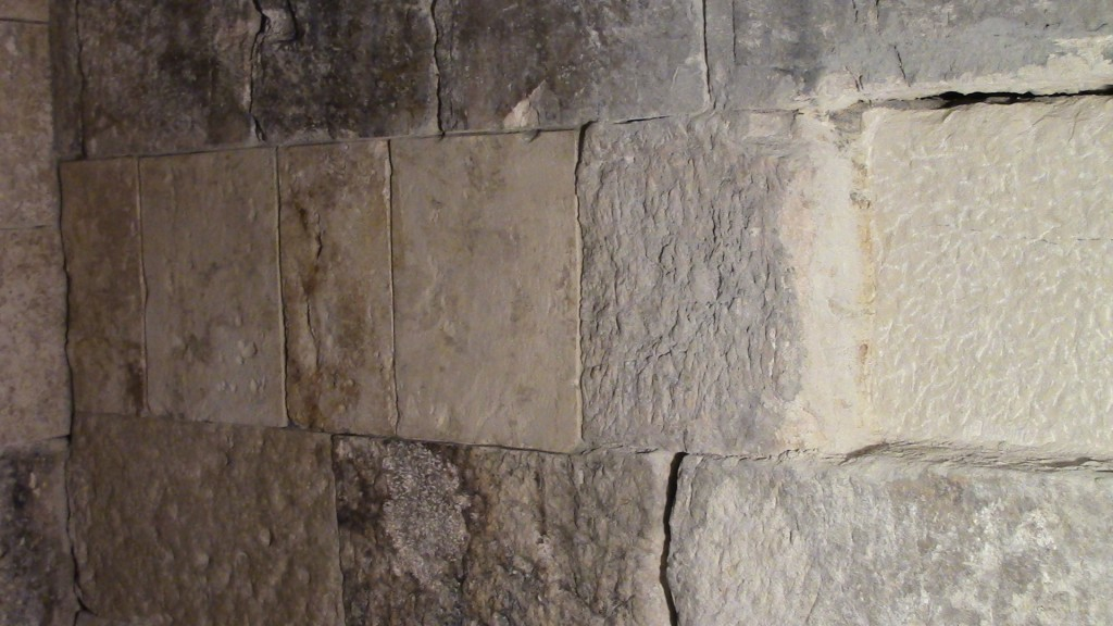 17.02.02.E. HADRIAN'S WALL AT THE HOLY SEPULCHRE