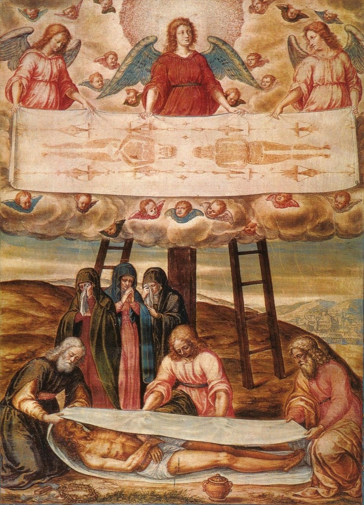 17.02.02.H. THE SHROUD OF TURIN ILLUSTRATED