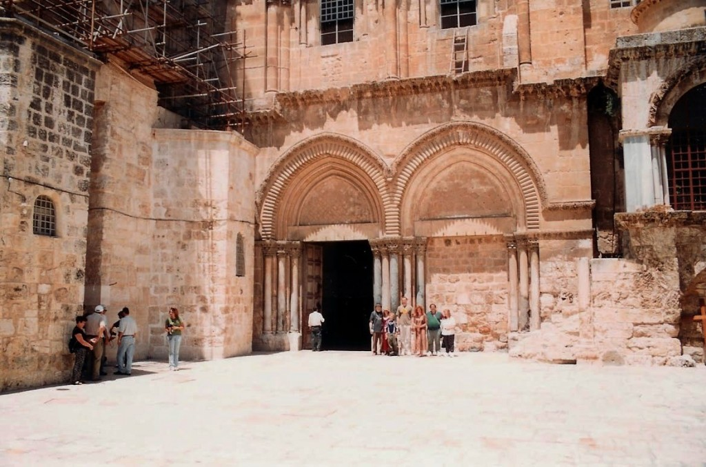 17.02.02.I. CHURCH OF THE HOLY SEPULCHRE (2)