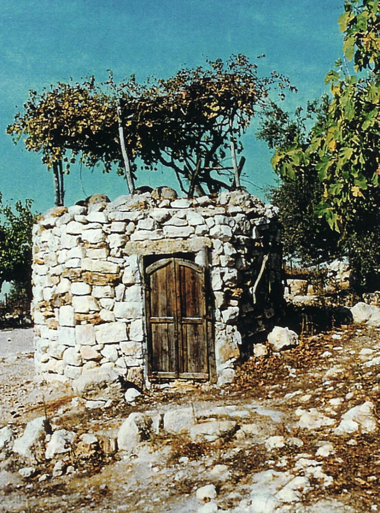 04.03.11.A. AN ANCIENT WATCHTOWER