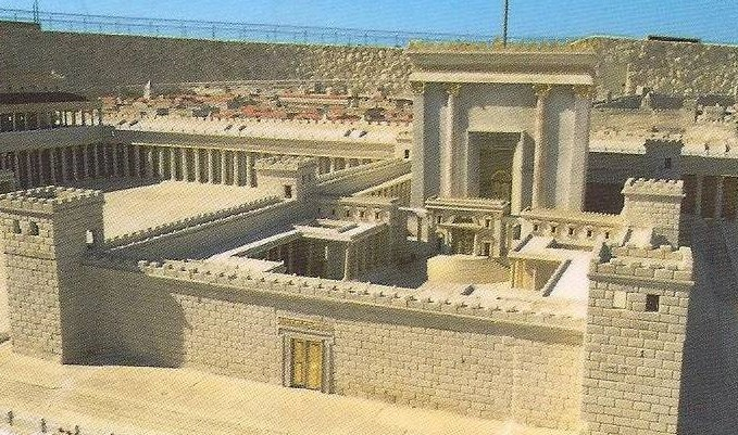 05.05.04.C. A MODEL OF THE TEMPLE AND COURT OF THE WOMEN (2)