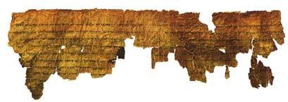 05.05.05.A. DEAD SEA SCROLL 4Q414 WITH BAPTISMAL LITURGY