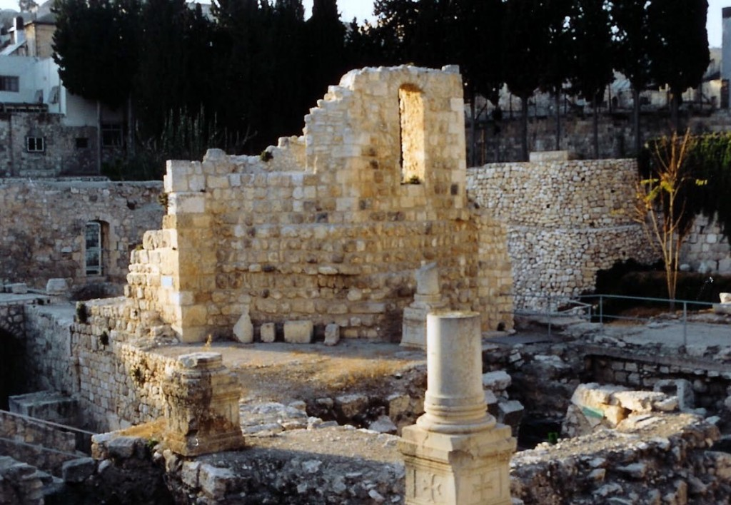 07.01.04.A. RUINS OF THE POOL OF BETHESDA