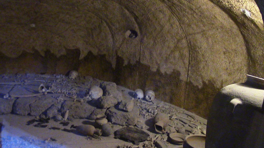 09.04.02.A. A RECONSTRUCTED FAMILY CAVE-TOMB